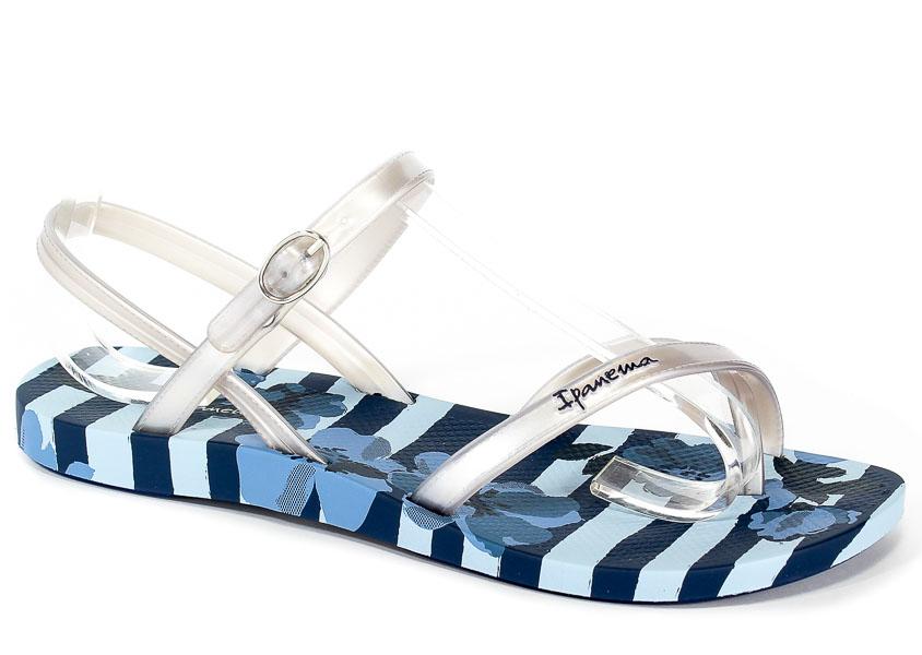 Sandaly Ipanema 82291 21345 Blue/Silver