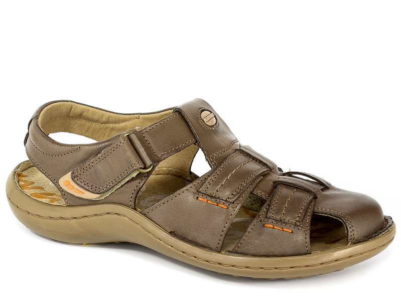 Sandały Krisbut 1108-4-9 Szary