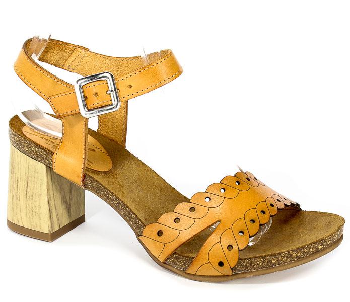 Sandały SPK Shoes 861/Tc Vaquetilla Omar