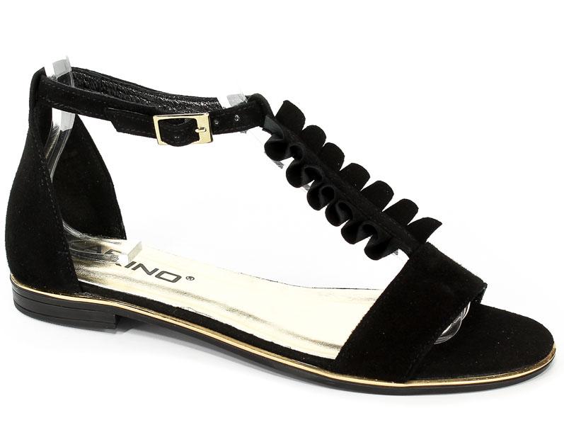 Sandały Karino 2444/003-P Czarny