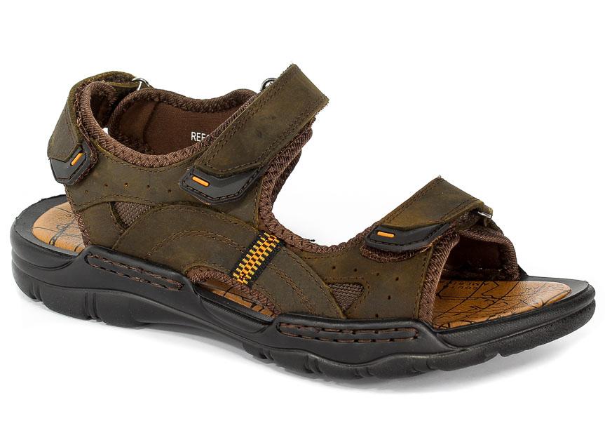 Sandały McKeylor REF18-9710-BR Brązowy
