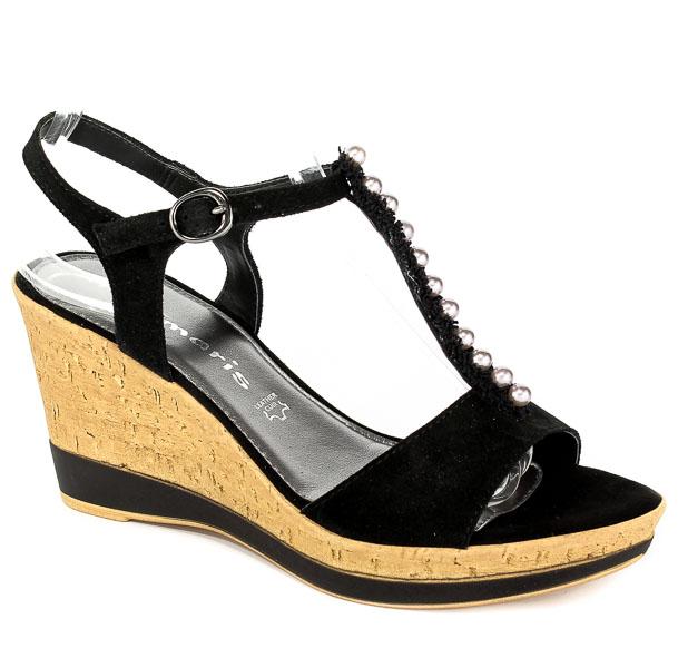 Sandały Tamaris 1-28378-20 001 Black