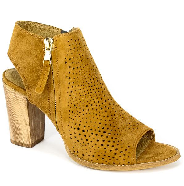 Sandały Nessi 18351 Camel 19