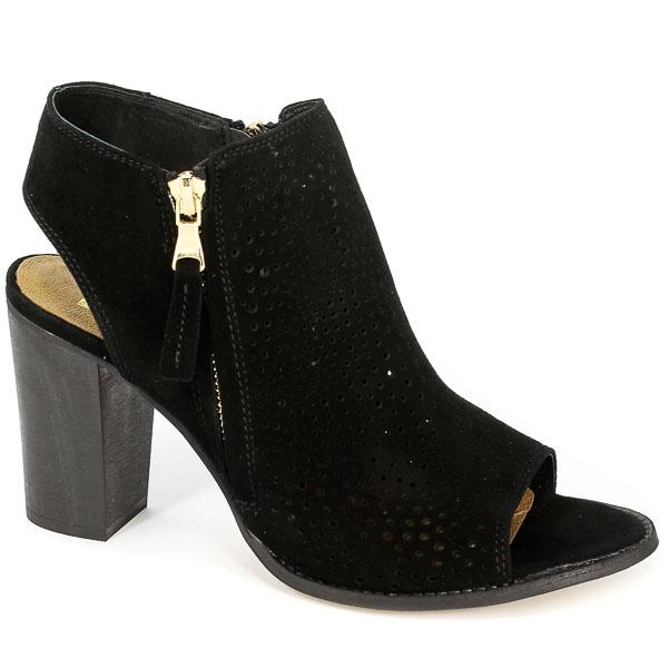 Sandały Nessi 18351 Czarny 19