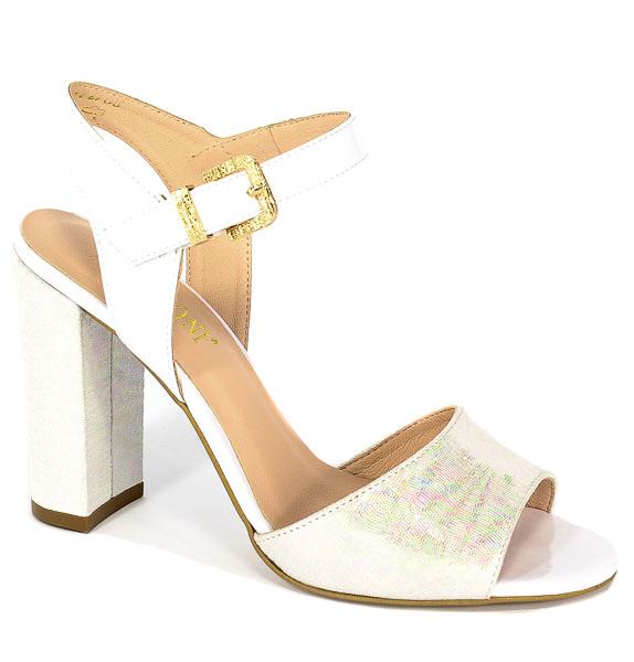 Sandały Visconi 4229257/257 Rx Bianco+Lr