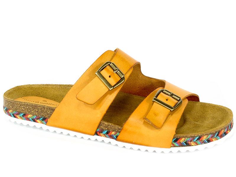 Klapki SPK Shoes 890 Vaquetilla Omar