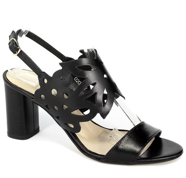 Sandały Cortesini 02062/2 Czarny