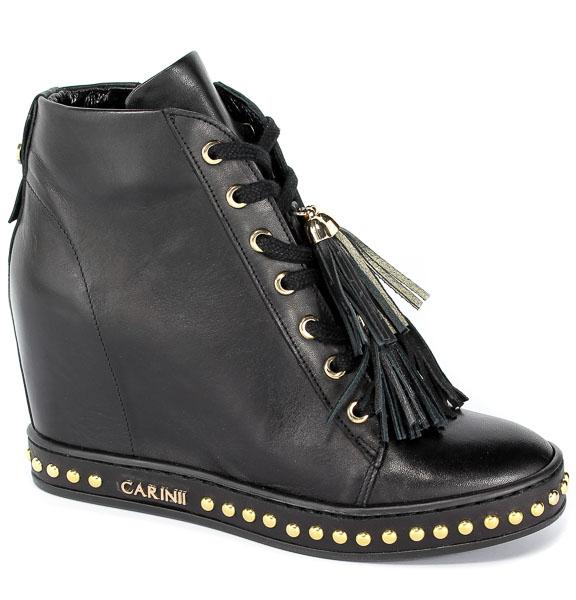 Sneakersy Carinii B4463-E50-000-000-C98 Czarny