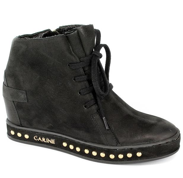 Sneakersy Carinii B4453-360-000-000-C98 Czarny