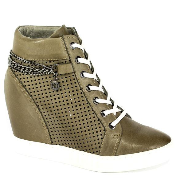 Sneakersy Letnie Carinii S3968-681-000-000-B88 Beż Cappucino