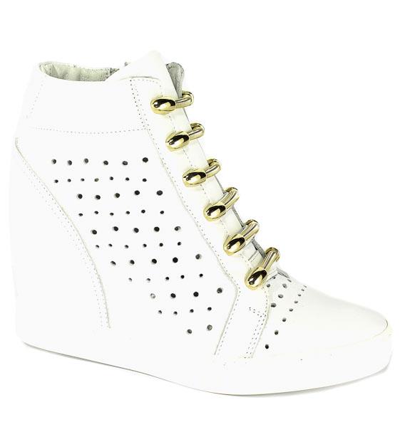 Sneakersy Letnie Carinii B4303-G34-000-000-B88 Biały