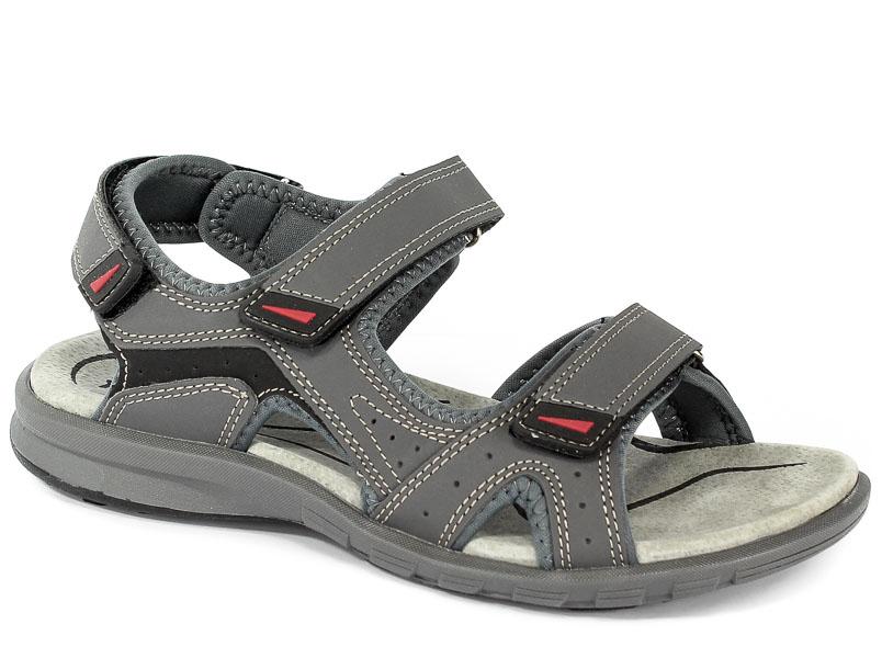 Sandały American BIF6201 Grey