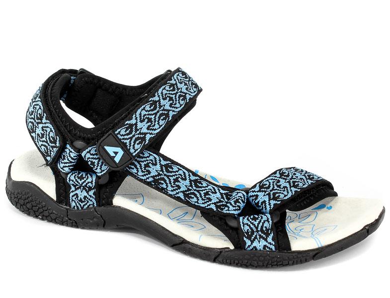 Sandały American RL1717/A Blue/Black