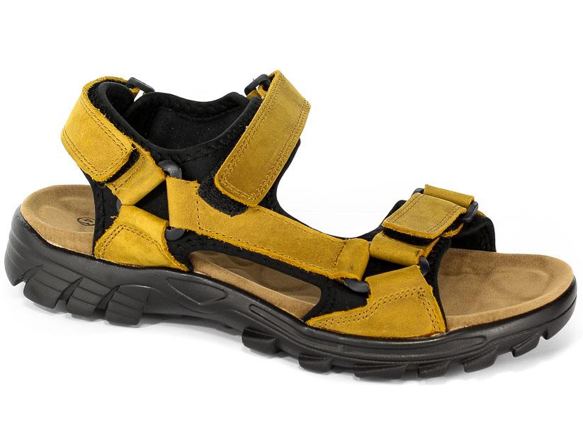 Sandały American HXZ1719 Beige