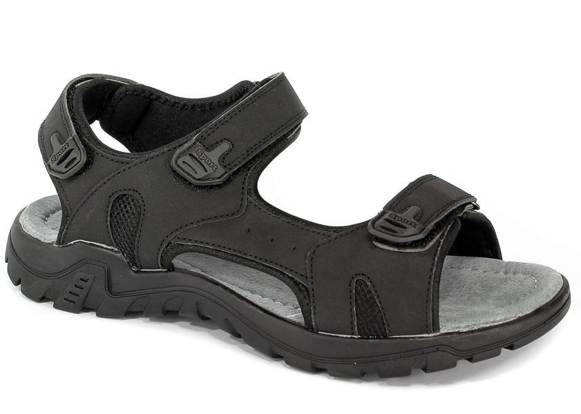 Sandały American 80151A Black