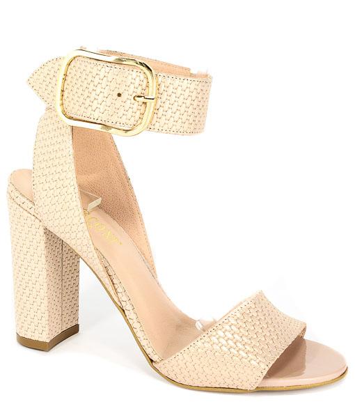 Sandały Visconi 4223257/257 Wark Roz