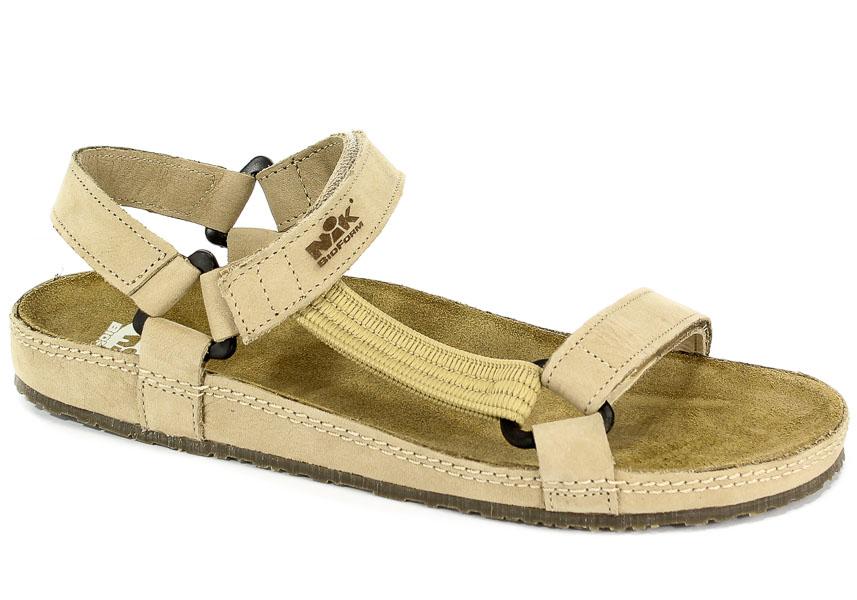 Sandały Nik 07-0090-01-9-06-03 Beż