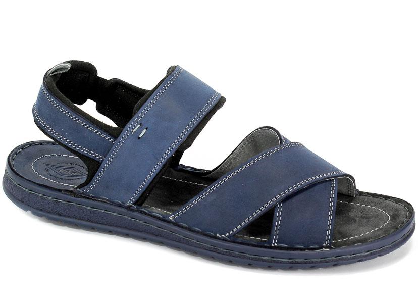 Sandały Riko 852 Nabu Blue