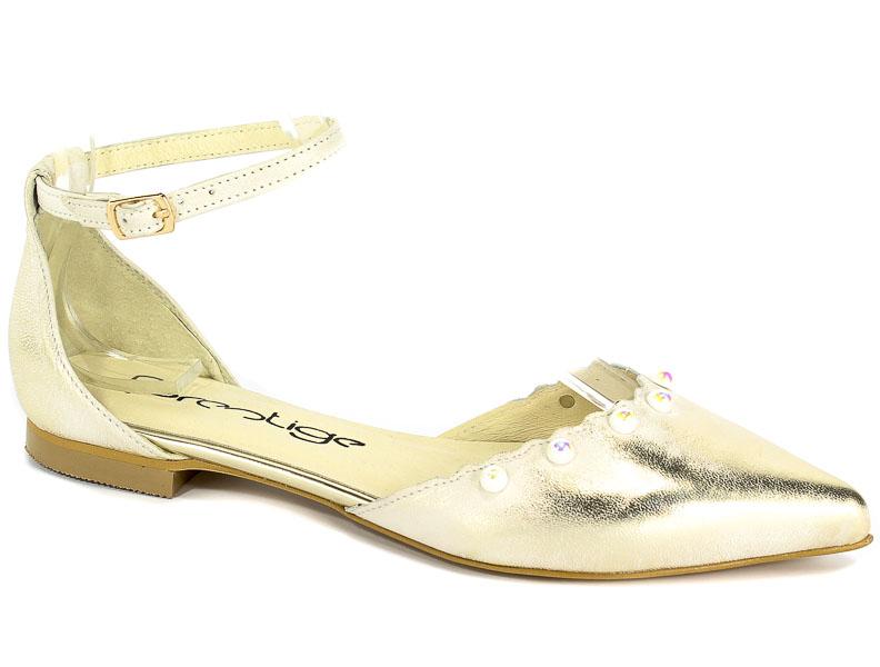 Sandały Prestige 1015 Zł-Przecier