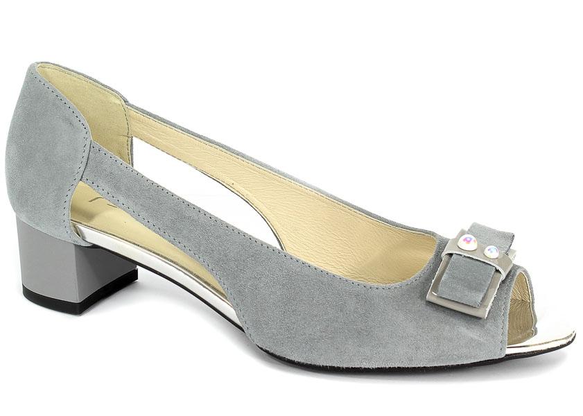 Sandały Prestige 1016 Sz-Zamsz