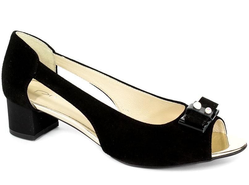 Sandały Prestige 1016 K-Zamsz