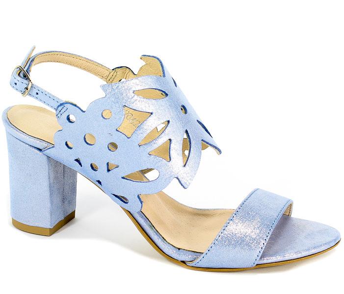 Sandały Cortesini 02062 Błękit/Len