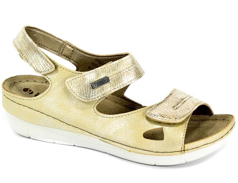 Sandały Inblu CB000015 Beżowy