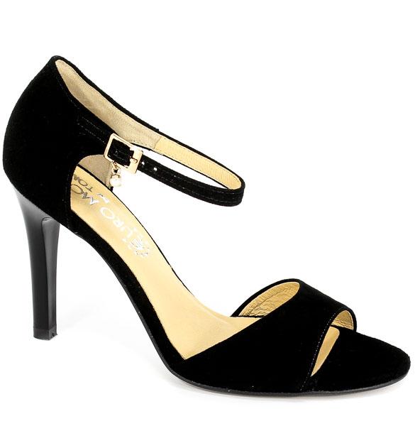Sandały Tomex 1513 Czarny