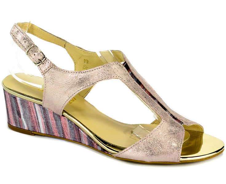 Sandały Gamis 3401 P117+P63