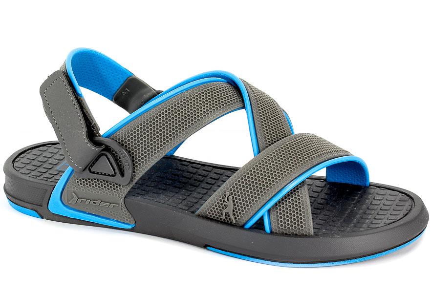 Sandały Rider 80901-22488 Grey/Grey/Blue