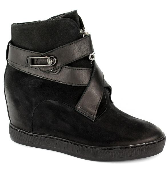 Sneakersy Carinii B4521-360-E50-000-B88 Czarny