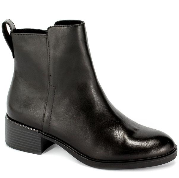 Botki Tamaris 1-25335-21 001 Black