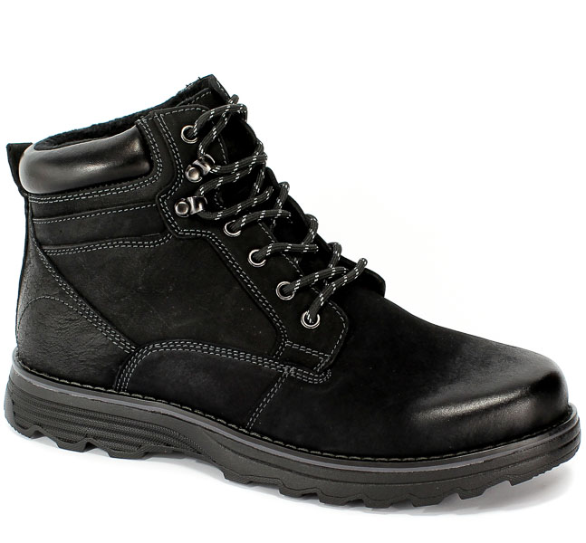 Trzewiki American BD15710-6 Black