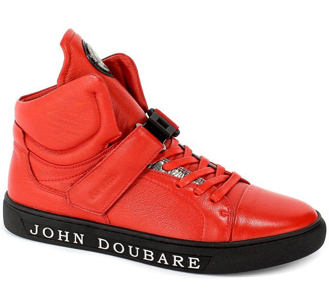 Trzewiki Brooman John Doubare M78516B-3 Red