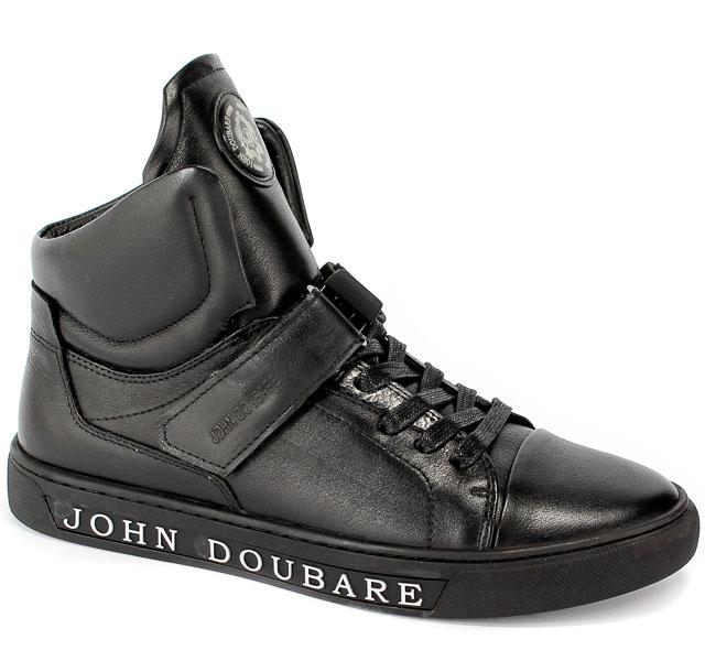 Trzewiki Brooman John Doubare M78516B-1 Black