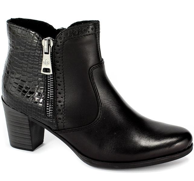 Botki Rieker Y8965-00 Black