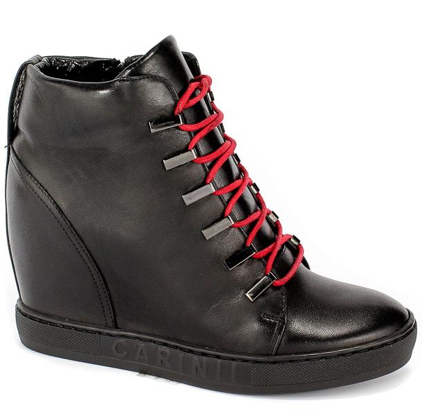 Sneakersy Carinii B4968-E50-000-PSK-B88 Czarny