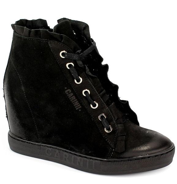 Sneakersy Carinii B4845-360-000-000-B88 Czarny