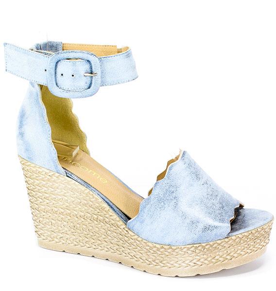 Sandały Uncome 26111 Antic Blue