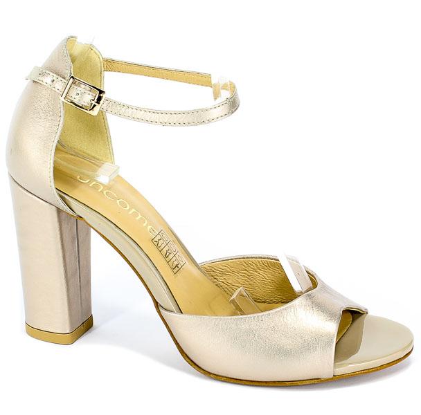 Sandały Uncome 24091 Gold