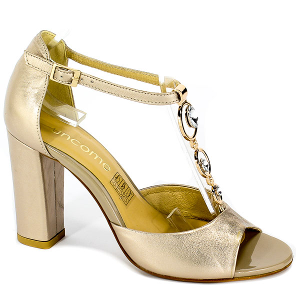 Sandały Uncome 24090 Gold