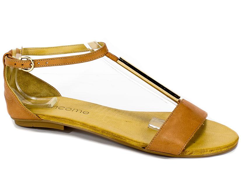 Sandały Uncome 1850 Cuoio
