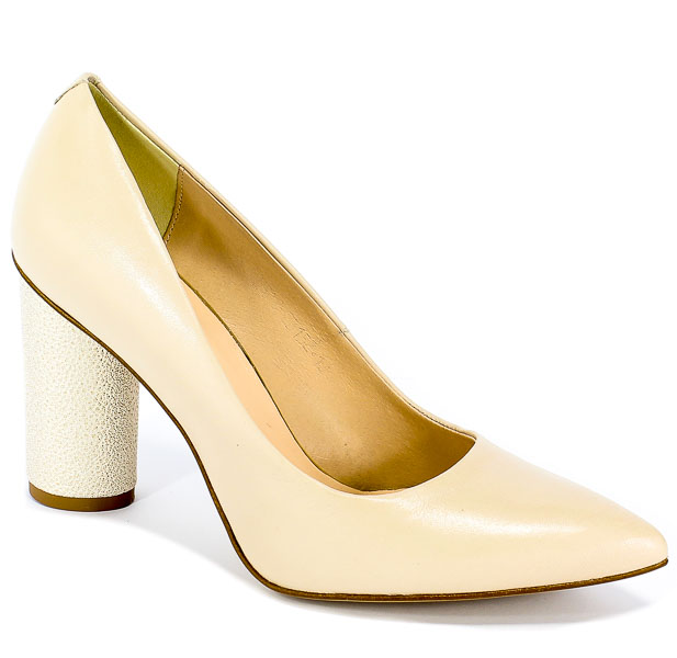 Sandały Uncome 23152 Beige