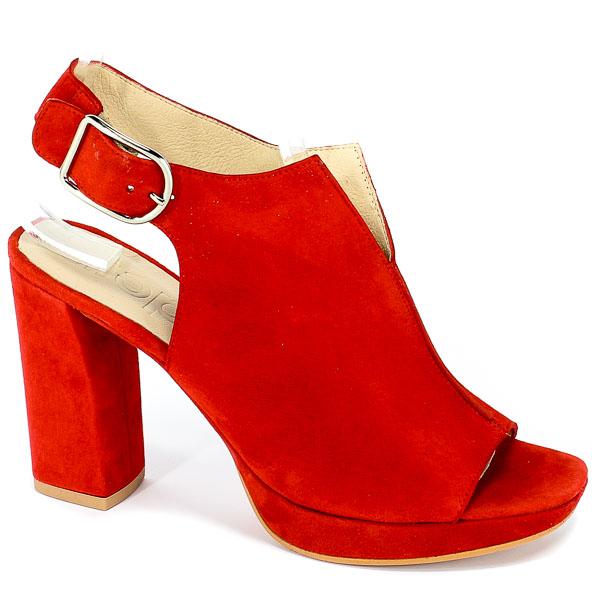 Sandały Wonders M-2922 Rojo