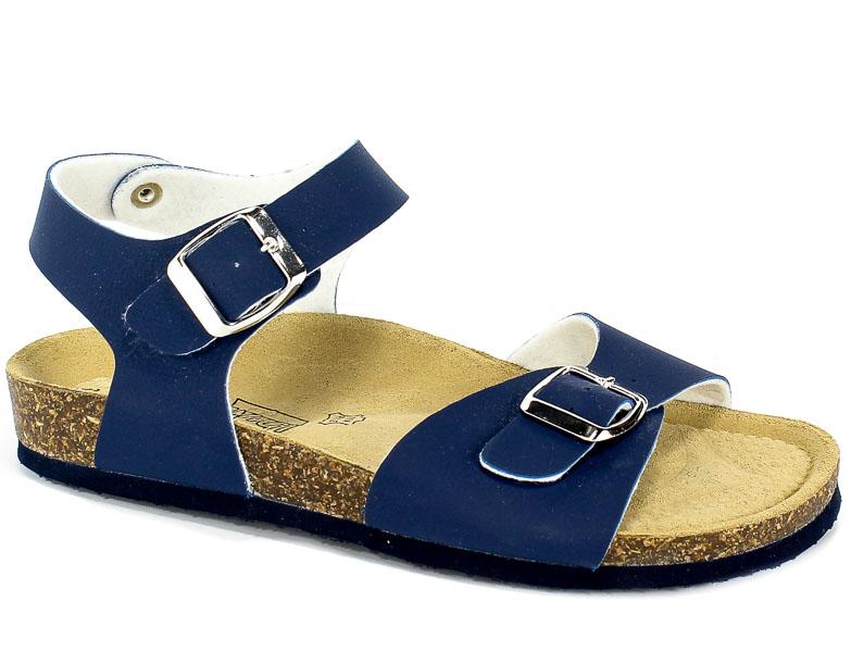Sandały Primigi 3426600 Nappa Pu/Blue r.21-24