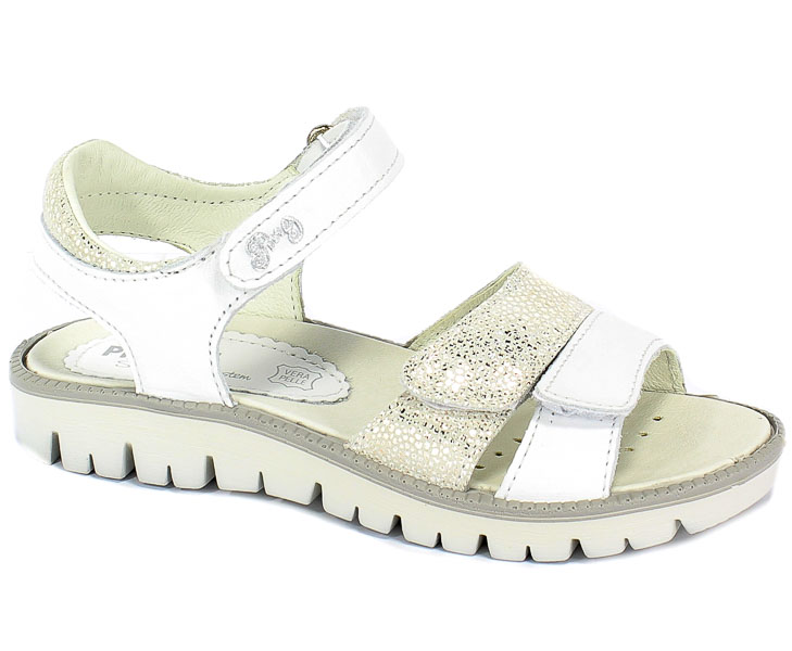 Sandały Primigi 3390711 Nappa/Sc.St.Zen/Bian r.31-35