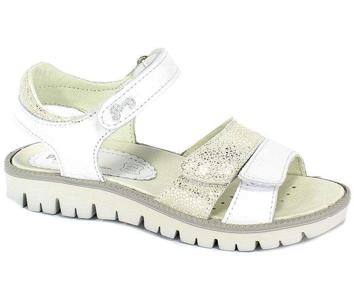 Sandały Primigi 3390711 Nappa/Sc.St.Zen/Bian. r.36-40