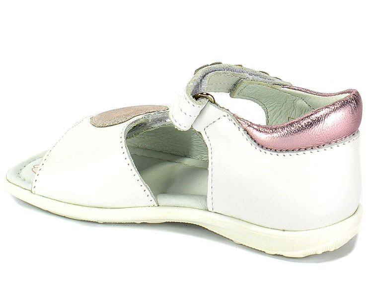 Sandały Primigi 3407222 Nappa Perl./Bianco r.18-26