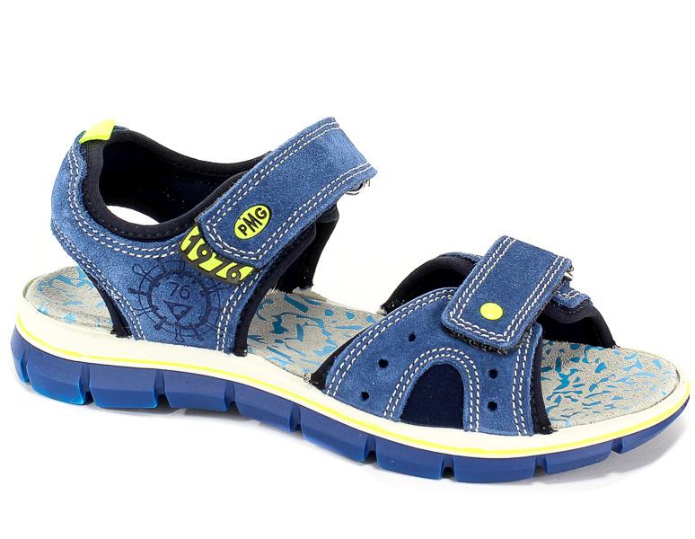 Sandały Primigi 3396800 Scamosc/T.Giada/Blue r.26-30