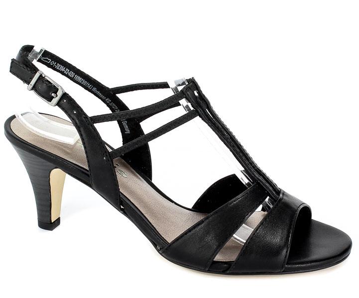 Sandały Tamaris 1-28304-22 020 Black Matt